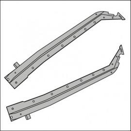 longherone di rinforzo per cabrio 1200/1300/1500 (coppia)
