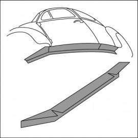 coperchio longherone liscio SX
