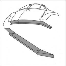 coperchio longherone liscio DX