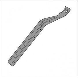 coperchio longherone disegno originale DX 1302/03