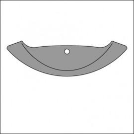lamiera riparazione cofano posteriore 8/63 - 7/67