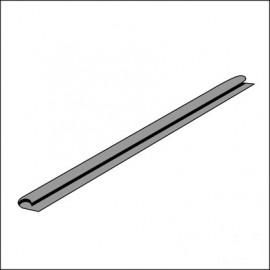 profilo per guarnizione cofano ( 110cm.)