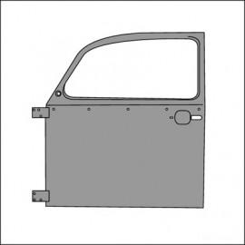 portiera nuova SX 68 -