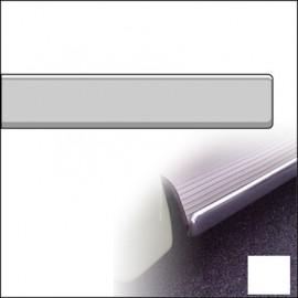 modanatura per pedana 10/52 - 7/66 in alluminio