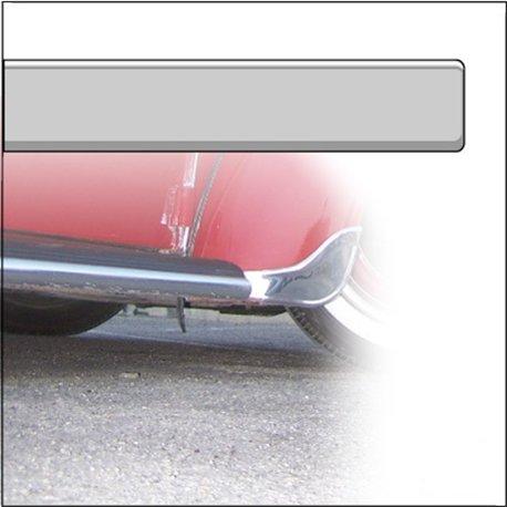 modanatura per pedana 10/52 - 7/66 in acciaio Inox (coppia)
