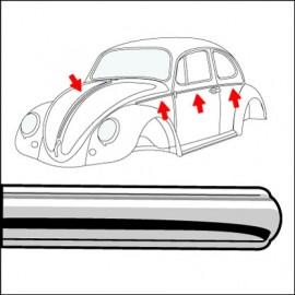 kit modanature carrozzeria 7 pz fino 51