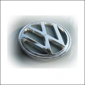 logo VW per cofano anteriore fino 7/60 - orig. Vw