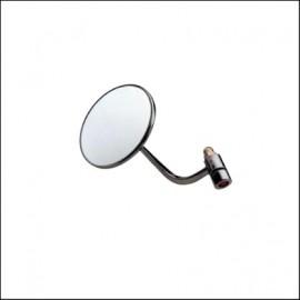 specchietto retrovisore rotondo fino 7/67 sx