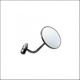 specchietto retrovisore rotondo fino 7/67 dx