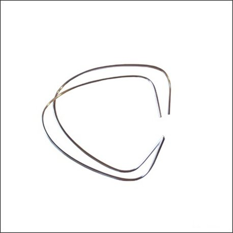 profilo alluminio lunotto 10/52-2/53 (coppia)