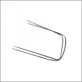 profilo alluminio lunotto 8/64-7/71