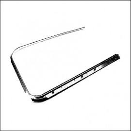 raschiavetro esterno+profilo nero SX 64 in poi