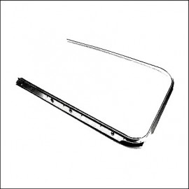 raschiavetro esterno+profilo nero DX 64 -