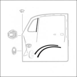 guarnizione verticale deflettore 10/52-7/64 (coppia)