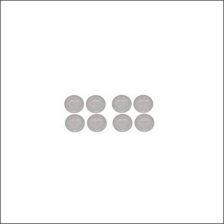 tappi regolazione vetri laterali - 8pz