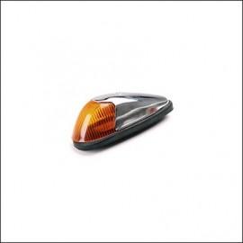 freccia sul parafango 8/58 - 9/64 vetro arancione