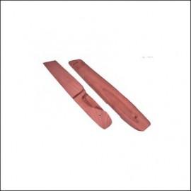montanti legno interni SX e DX 61 - 64