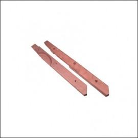 montanti legno interni SX e DX 65 - 71