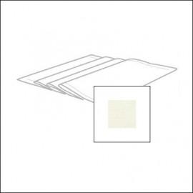 telo esterno in PVC bianco - 57/63