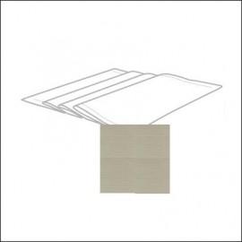 telo esterno in PVC beige - 57/63