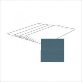 telo esterno in PVC gulf-blue - 57/63