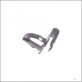 clips in metallo per fissaggio pannelli - cadauno (65pz per vettura)