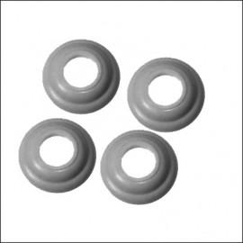 rondella sotto maniglie interne fino 7/55 grigie (4 pz.)