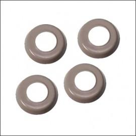 rondella sotto maniglie interne 8/55 - 7/66 grigio (4pz)