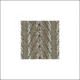 tessuto Herringbone Grey/Brown 52/53 a metraggio, largh. 160/170cm (7m per auto)