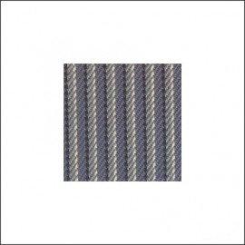 tessuto Stripes Grey/Blue 57/59 a metraggio, largh. 160/170cm (7m per auto)