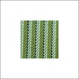 tessuto Stripes Grey/Green 57/59 a metraggio, largh. 160/170cm (7m per auto)