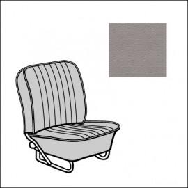 set fodere vinile TMI 8/57-7/64 grey  16 con bordino off-white