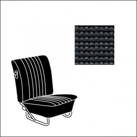 set fodere vinile TMI 8/67-7/72 Basket Weave/black 01