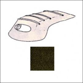 cielo interno cabrio TMI 8/71 - 8/72 nero