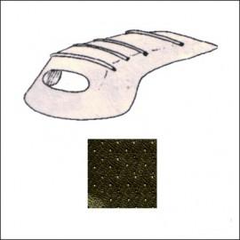 cielo interno cabrio TMI 8/71 - 8/72 nero traforato