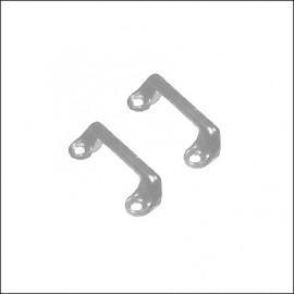 supporti maniglie laterali cabrio  - coppia