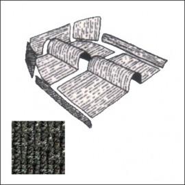kit moquettes TMI 1302 nero Basic Series