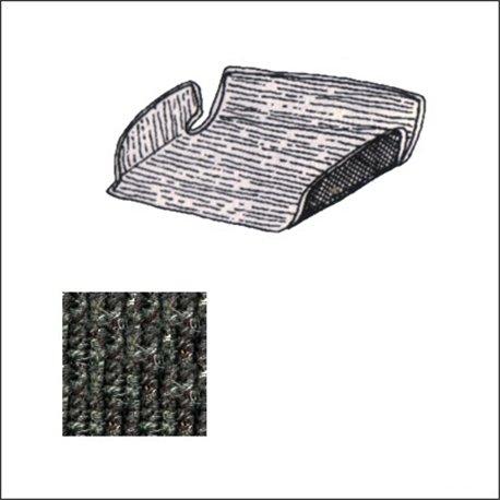 kit moquettes TMI cofano ant. 12/1300 68- nero Basic Series