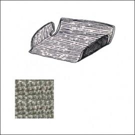 kit moquettes TMI cofano ant. 12/1300 68- grigio Basic Series