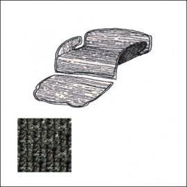 kit moquettes TMI cofano ant. 1302 nero Basic Series