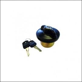 tappo serbatoio benzina in metallo fino 8/67-12/71 + bus 8/71-7/73 completo di chiave