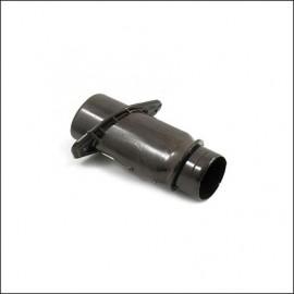 tubo aria calda dentro scocca DX
