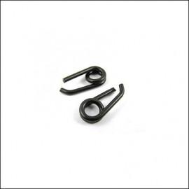 clips per cuscinetto spingidisco - 2 pz