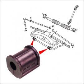 silentbloc barra stabilizzatrice/naso pianale 1302/03