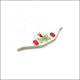 kit barra stabilizzatrice posteriore trombetta (CAMBER)