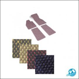 tappettini in cocco per tutti gli anni (colori vari)