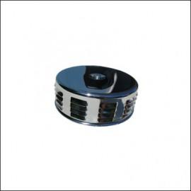 filtro aria cromato con fessure