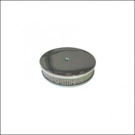 filtro aria cromato piatto