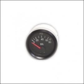 Vdo pressione olio 50mm 1-10 bar