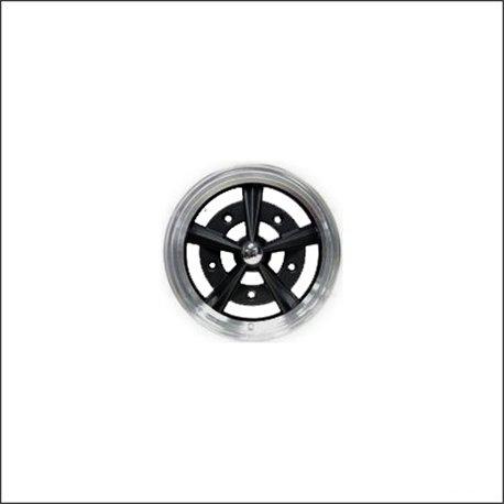 cerchio radar 5x15 5 fori nero